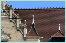 Украшения на крышах фото